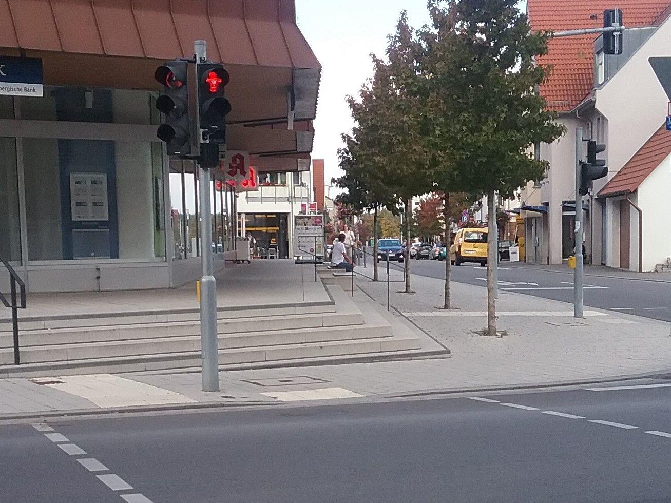 Lichtsignalanlage Kirchheimer Straße / Hedelfinger Straße, Ruit