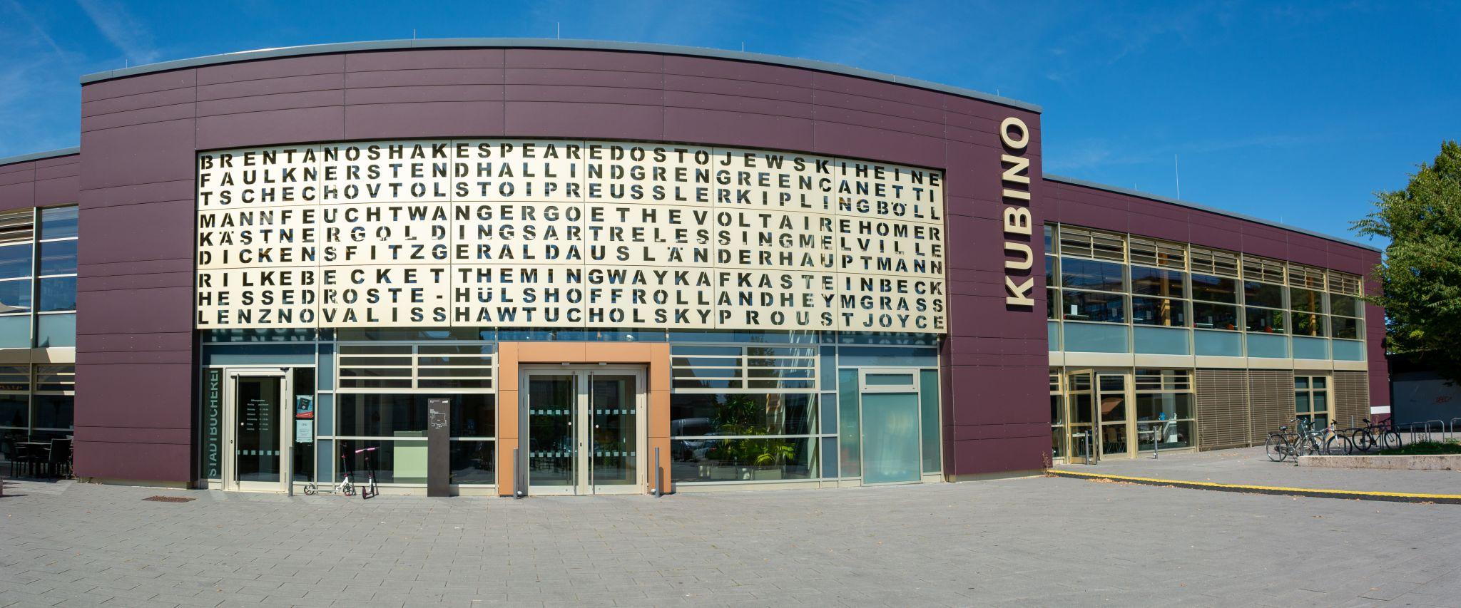 Bücherei im Kubino, Nellingen
