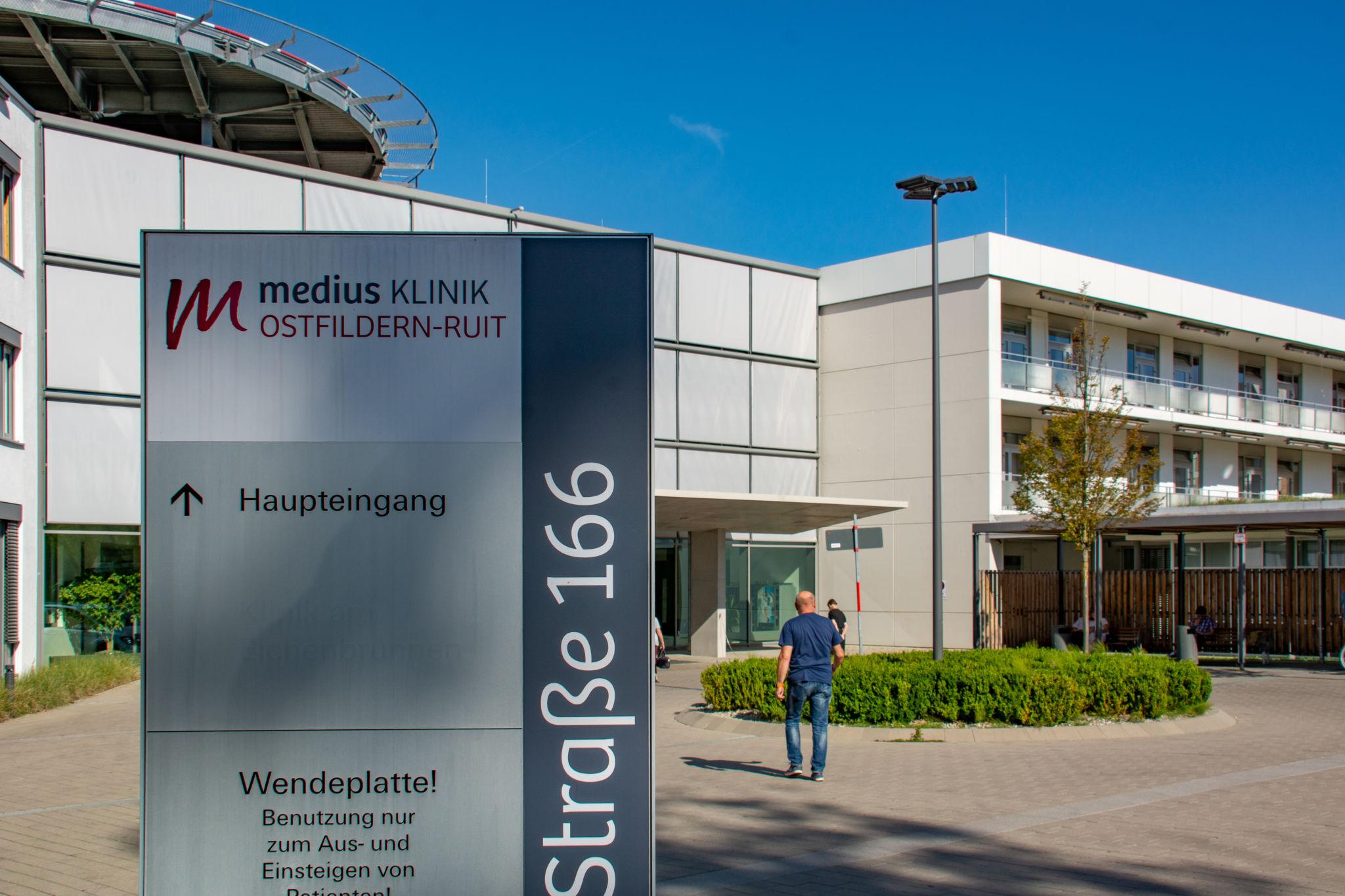 Medius Klinik Ruit | Krankenhaus in Ostfildern