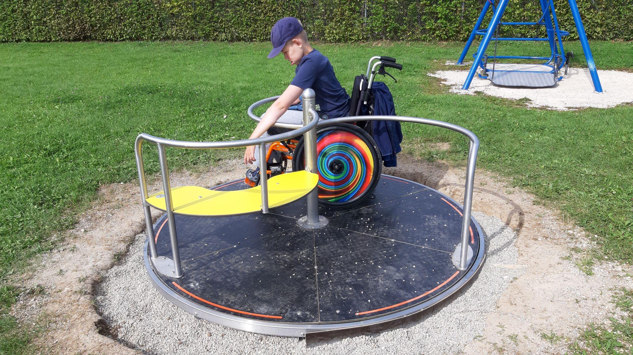 Spielplatz Baumhain, Scharnhauser Park