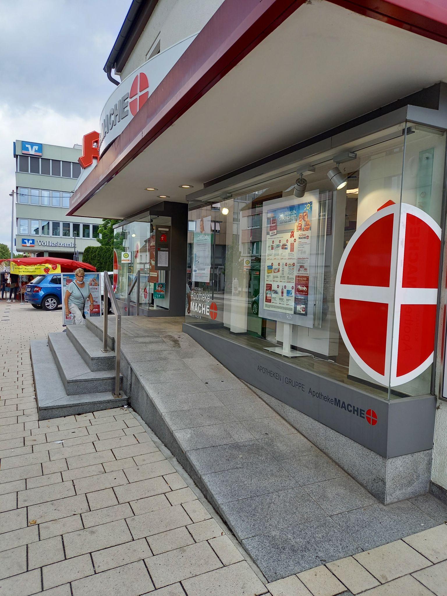 Kosmas Apotheke, Nellingen