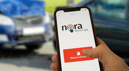 Per App in Notsituationen erreichbar